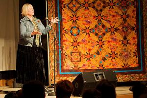 Liz Warren - pic courtesy of Alan Levine - 11-21-2009